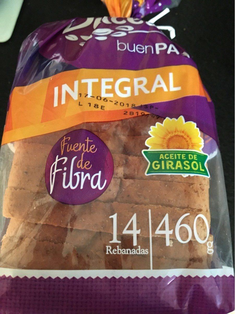 Pan intrgral - Producte