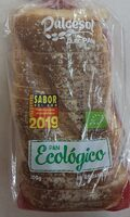 Pan de molde ecológico - Produit
