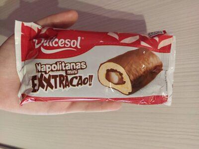 Napolitanas mini extra cacao - Product