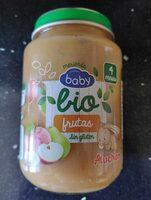Merienda baby bio frutas - Product