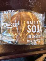 Galleta de soja integral con fructosa - Product