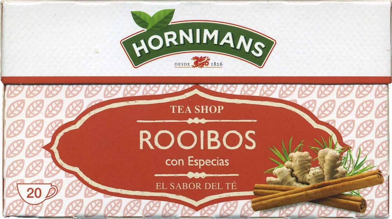 Rooibos con especias - Producto - es