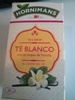 Té blanco  - Product