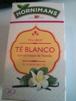 Té blanco - Product