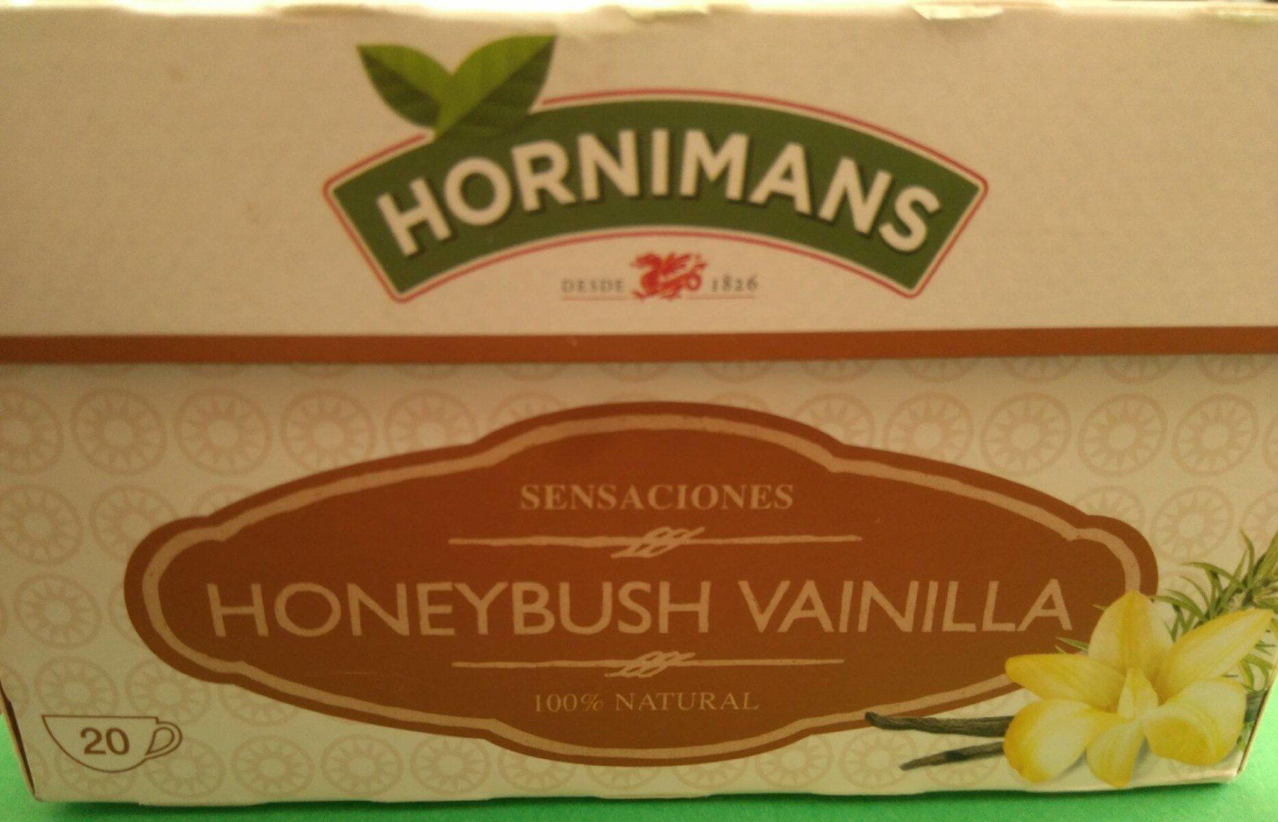 Honeybush vainilla - Producto