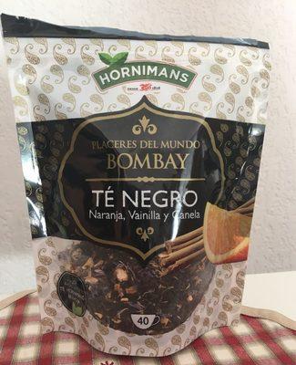 Placeres del Mundo Bombay té negro con naranja, vainilla y canela - Prodotto