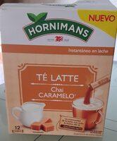 Te latte chai caramelo - Producto