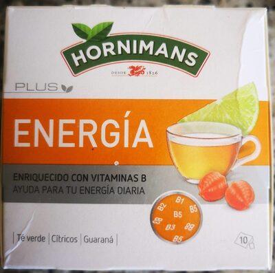 Infusion Energía de Hornimams