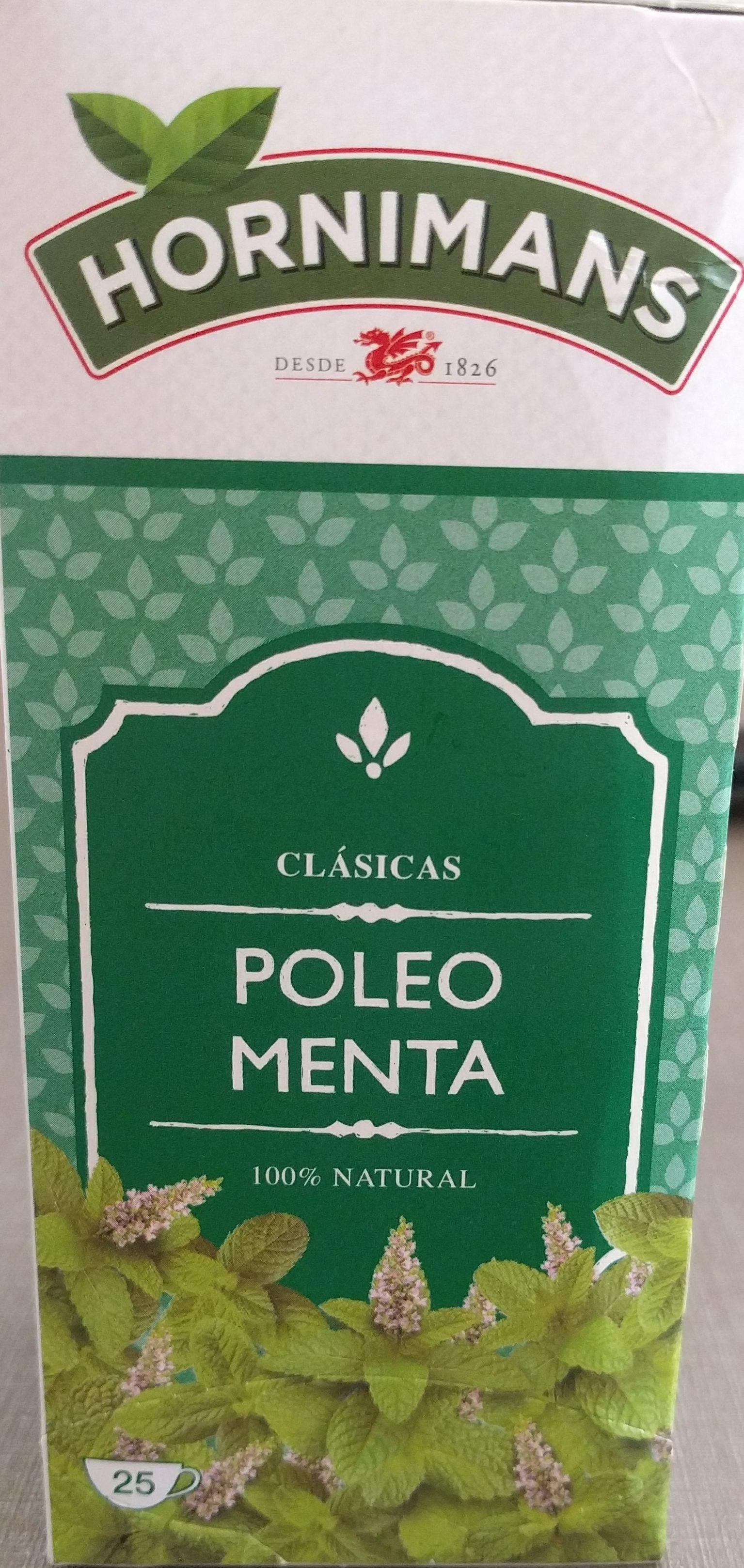Poleo Menta Hornimans - Producto - es