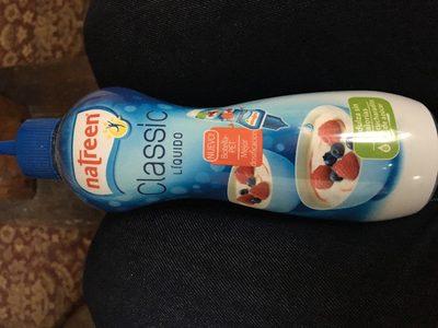 Edulcorante líquido 0 calorías frasco 250 ml - Ingrédients