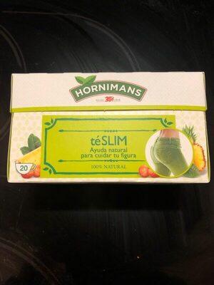 Hornimans - Bolsitas Té Verde, Guaraná Y Pina Me Funciona 20 X - Producte