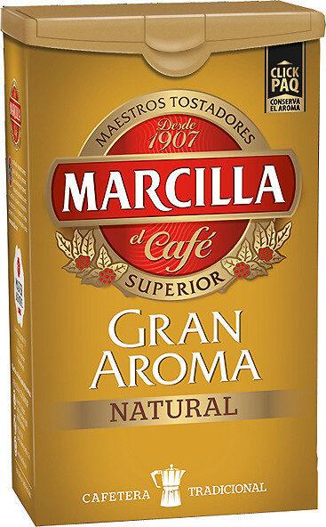 Gran aroma café molido natural - Producto - es