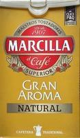 Café molido Gran Aroma Natural - Produit