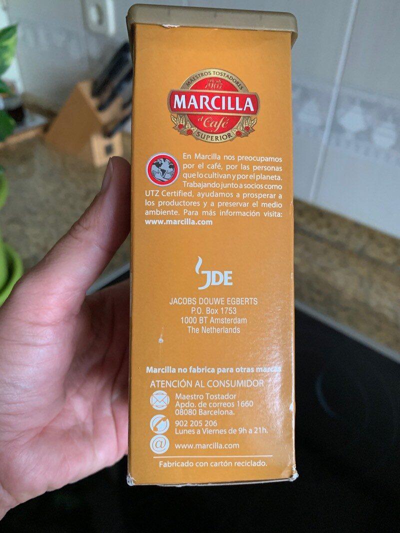 Café molido Gran Aroma Natural - Informations nutritionnelles