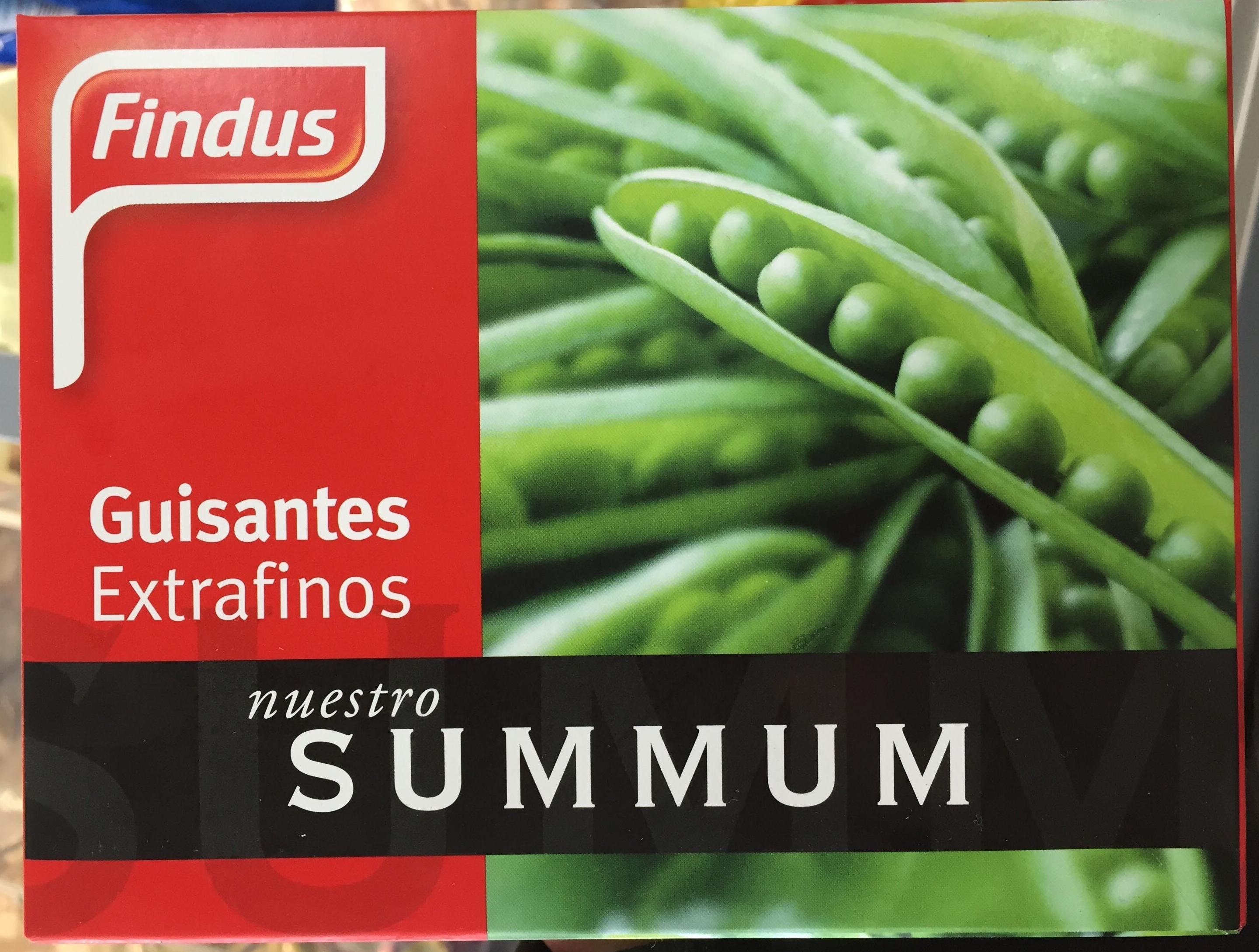 Guisantes extrafinos - Producto - fr