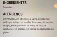 Guisantes extrafinos - Ingredientes - fr