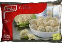 """Coliflor troceada congelada """"Findus"""" - Producto"""