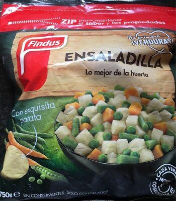 Ensaladilla - Produit
