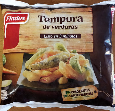 Tempura - Produit - es