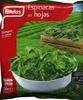 """Espinacas en hojas congeladas """"Findus"""" - Produit"""
