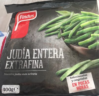 Mongetes Findus Extrafines - Producto - fr