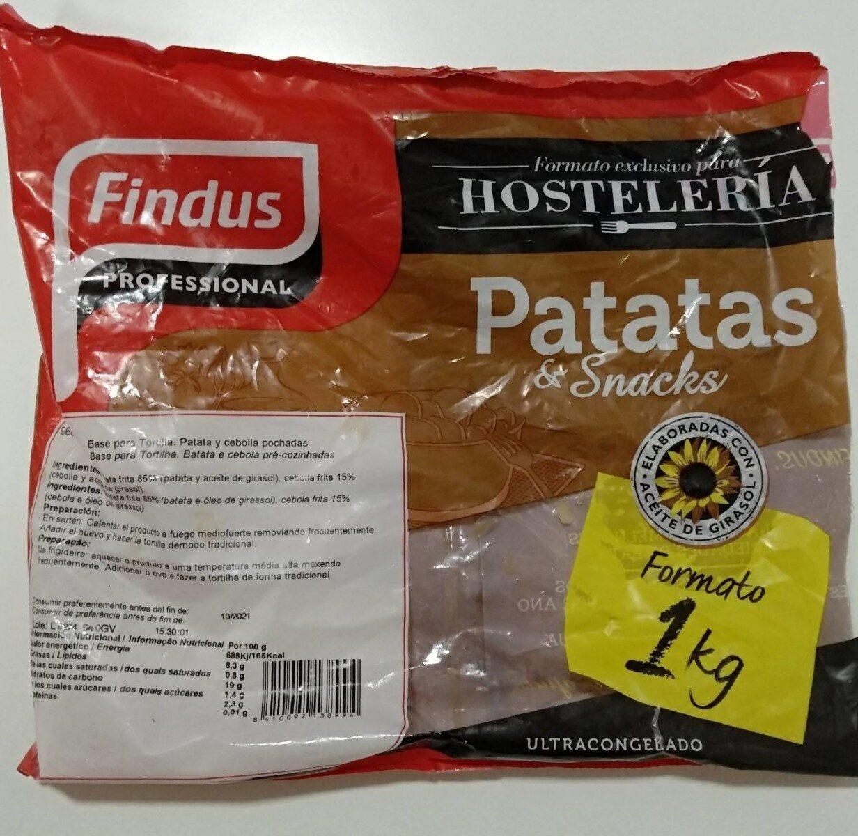patatas & snacks - Product - es