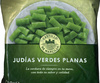 Judías Verdes Planas - Produit