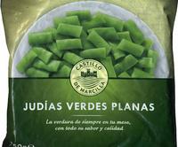 Judías Verdes Planas - Product