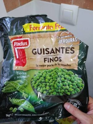 Guisantes finos - Product - es