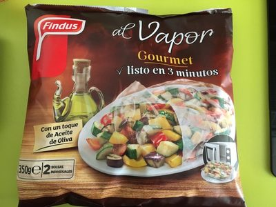 Al Vapor Gourmet (listo en 3 minutos) - Producto - fr
