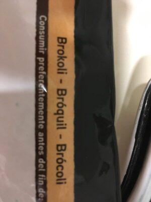 Brocoli - Ingrediënten - es