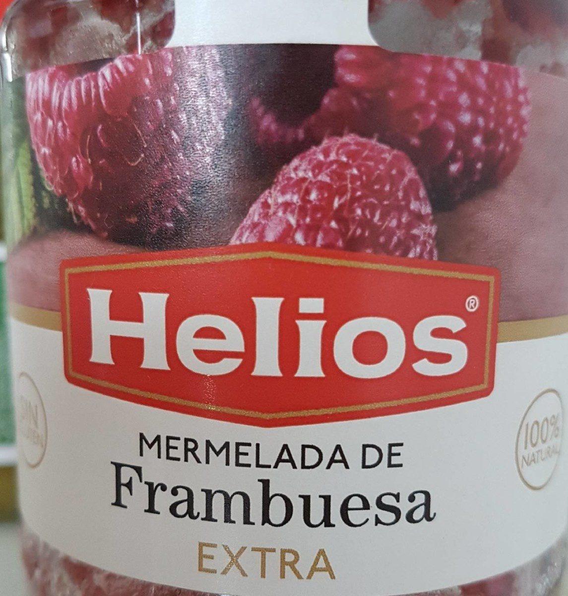 Mermelada de Frambuesa - Produit