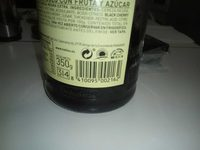 Cereza negra - Producte