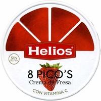 8 Pico's crema de fresa - Producto - es