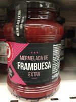 Mermelada de Frambuesa extra - Product - es