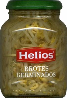 Brotes germinados - Producto