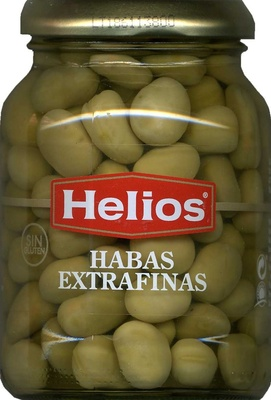 Habas Extrafinas - Producte