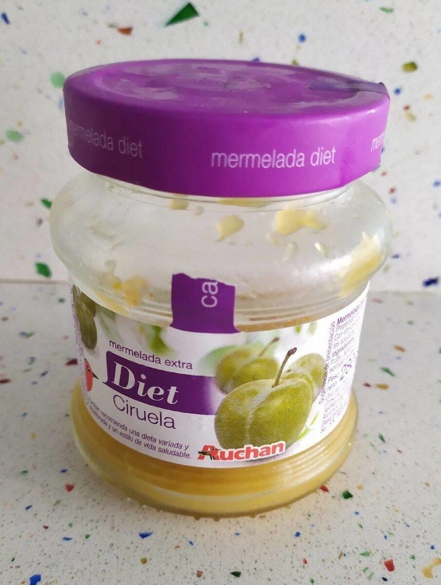 Mermelada Diet Ciruela - Producte - es