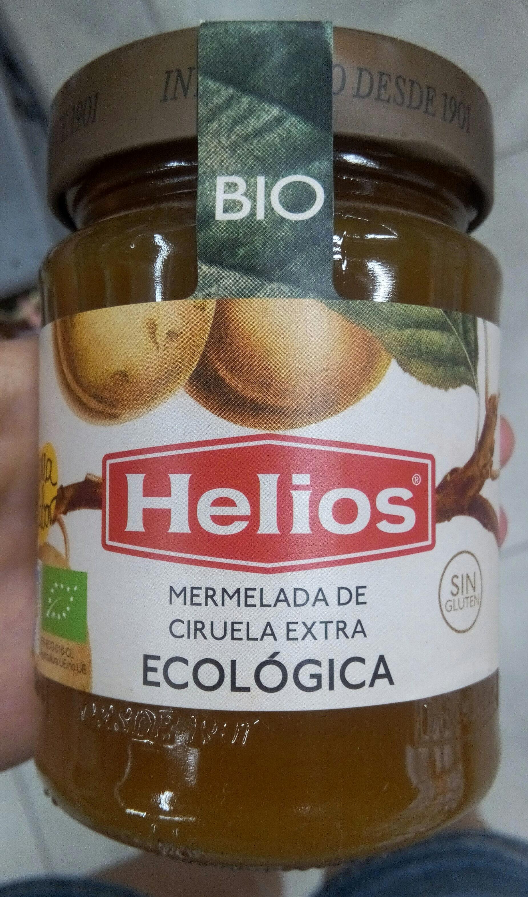 Mermelada de ciruela extra ecológica - Producto