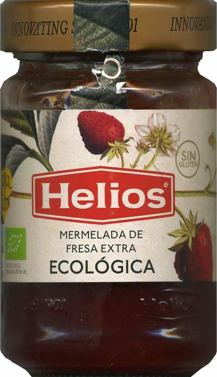 Mermelada de fresa ecológica - Product - es