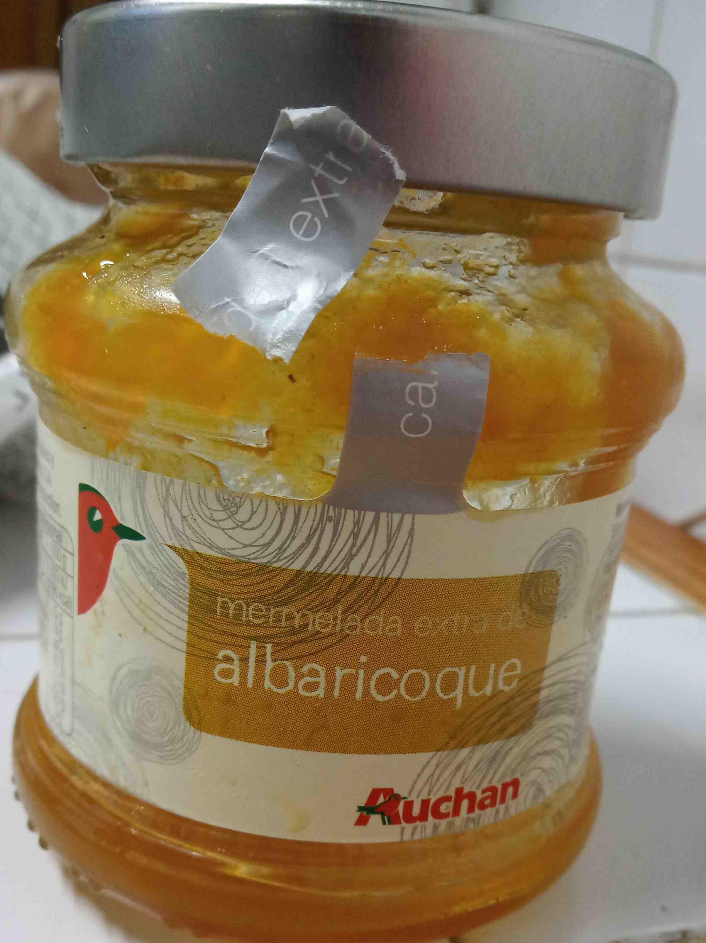 mermelada extra albaricoque Auchan - Producte