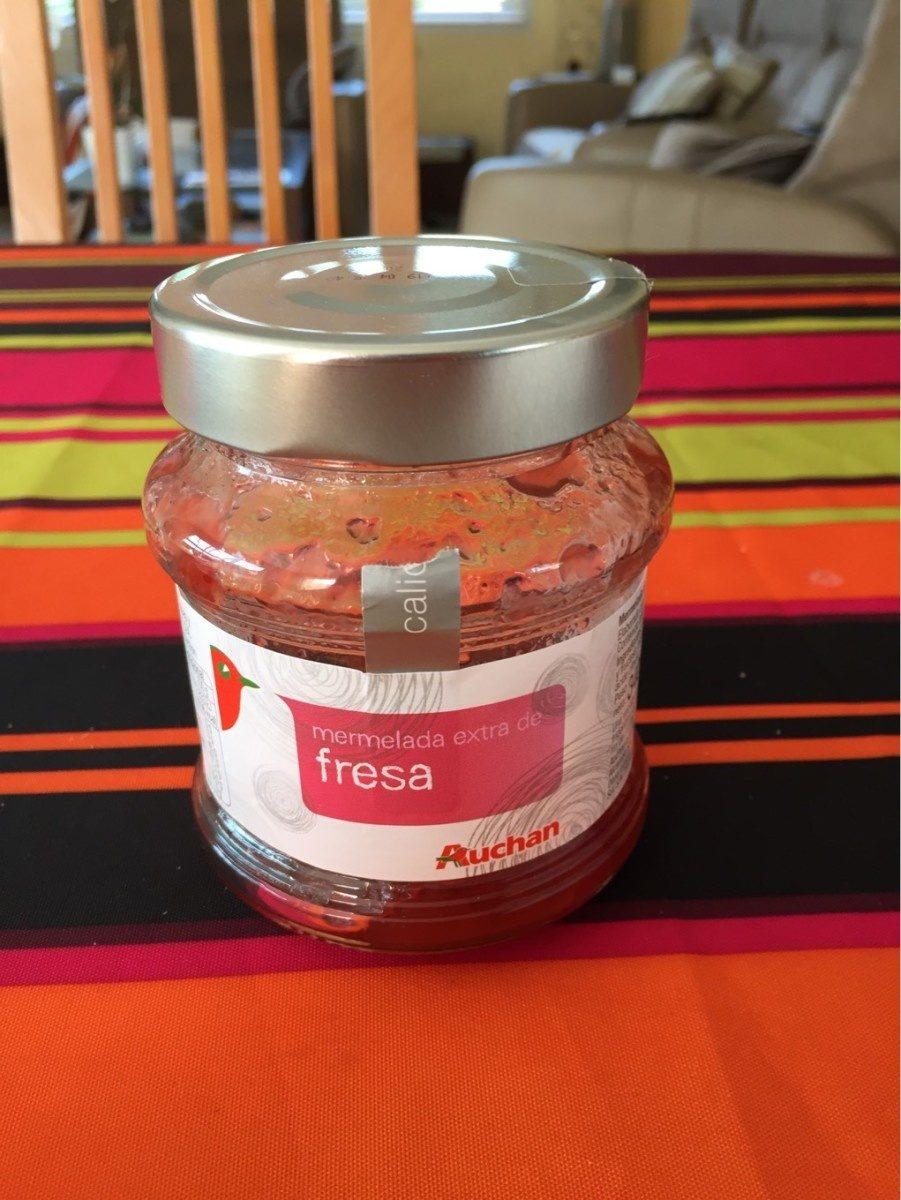 Mermelada extra de fresa - Produto - fr