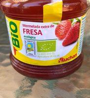 Mermelada extra de fresa - Product