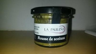 Mousse de aceituna - Producte