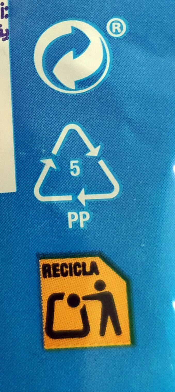 Weikis - Instruction de recyclage et/ou informations d'emballage - es