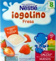 Iogolino fresa - Product - es