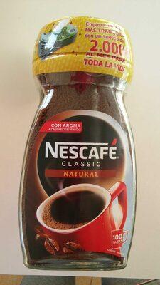 Nescafé Classic - Producto - es