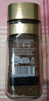 Nescafé Gold - Ingrediënten - es
