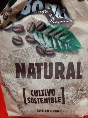 Café en grano Bonka