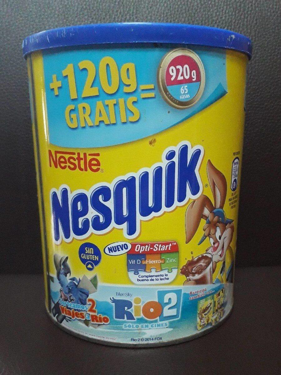 CACAU NESQUIK EN POLS - Product - en